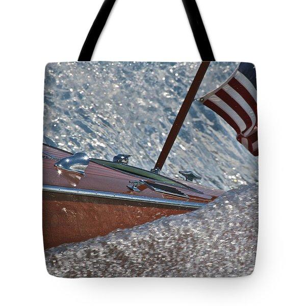 Patriotic Classic Tote Bag