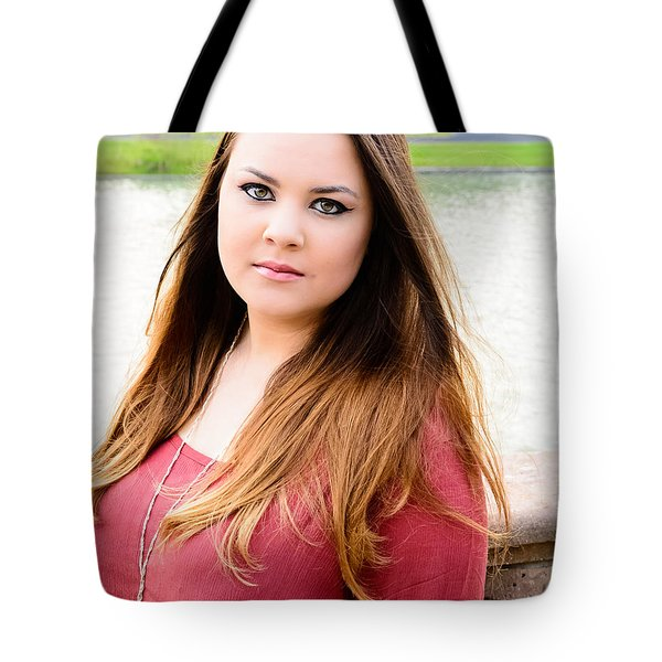 Tote Bag featuring the photograph 5601-2 by Teresa Blanton