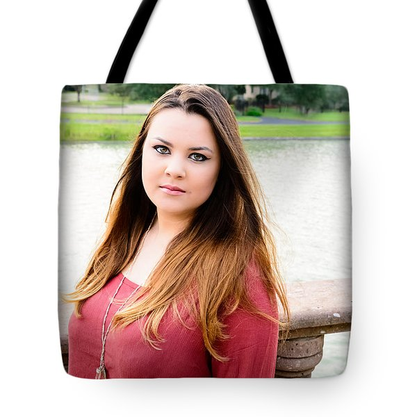Tote Bag featuring the photograph 5601 by Teresa Blanton