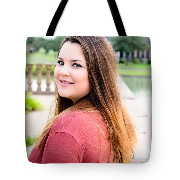 Tote Bag featuring the photograph 5609-2 by Teresa Blanton