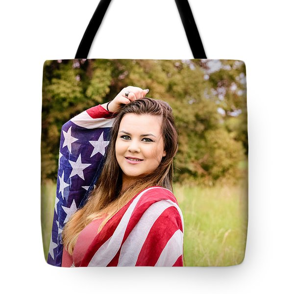 Tote Bag featuring the photograph 5631-2 by Teresa Blanton