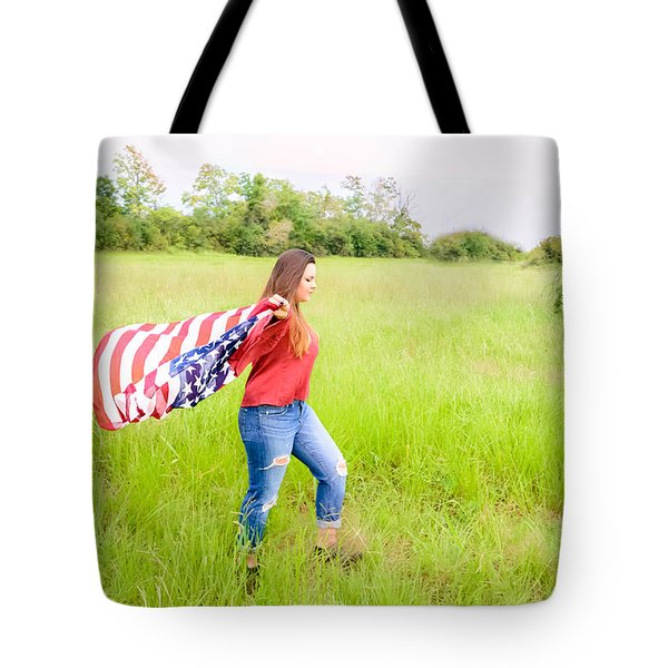 Tote Bag featuring the photograph 5640-2 by Teresa Blanton