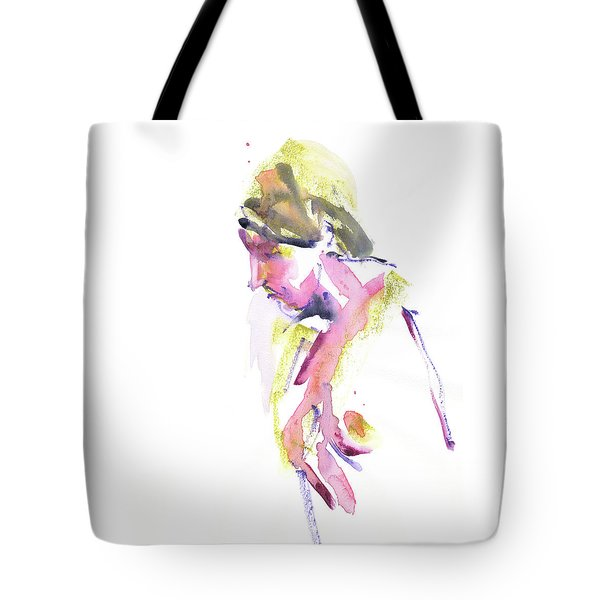 Tote Bag featuring the mixed media Rcnpaintings.com by Chris N Rohrbach