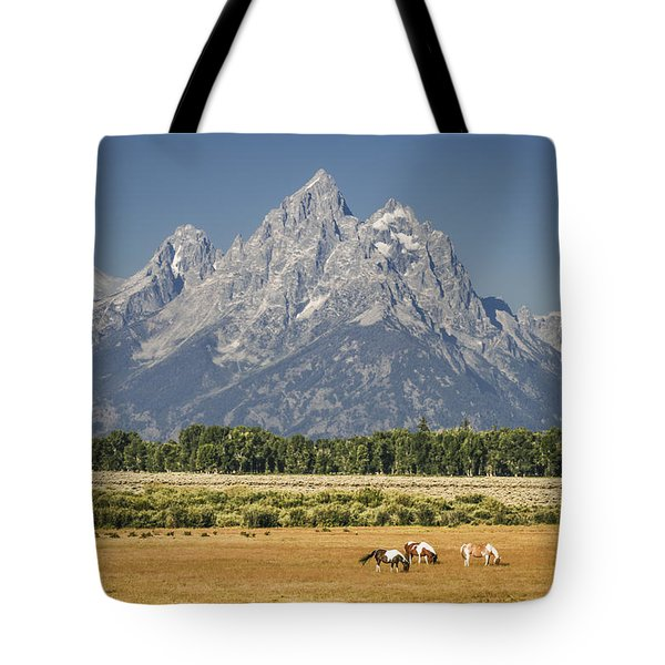 #5687 - Wyoming Tote Bag