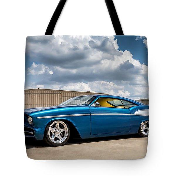 '57 Chevy Custom Tote Bag