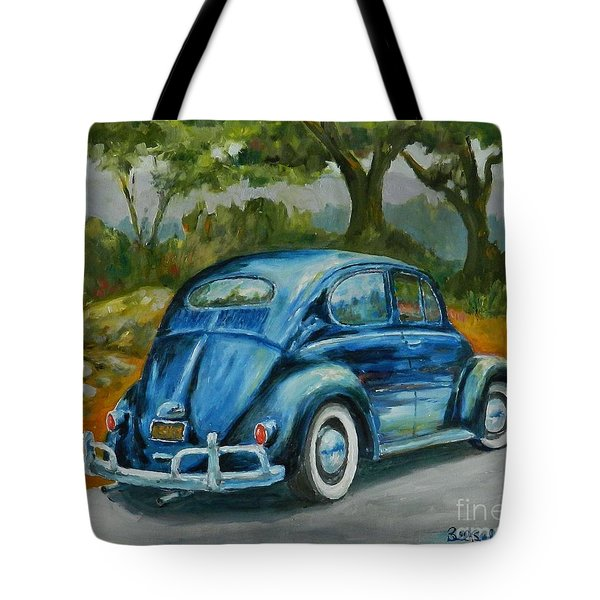 57 Vee Dub Tote Bag by William Reed