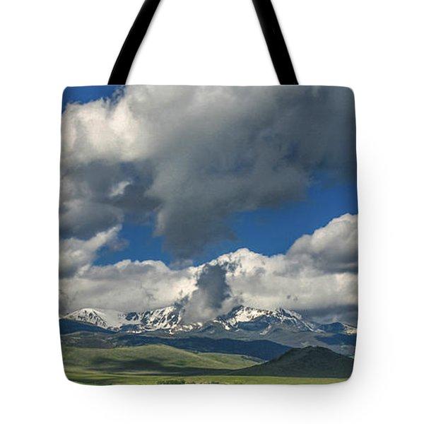 #5773 - Southwest Montana Tote Bag