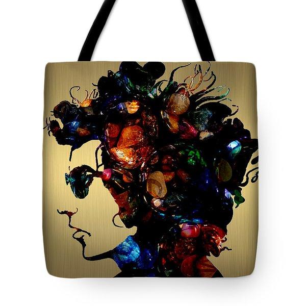 Bob Dylan Collection Tote Bag