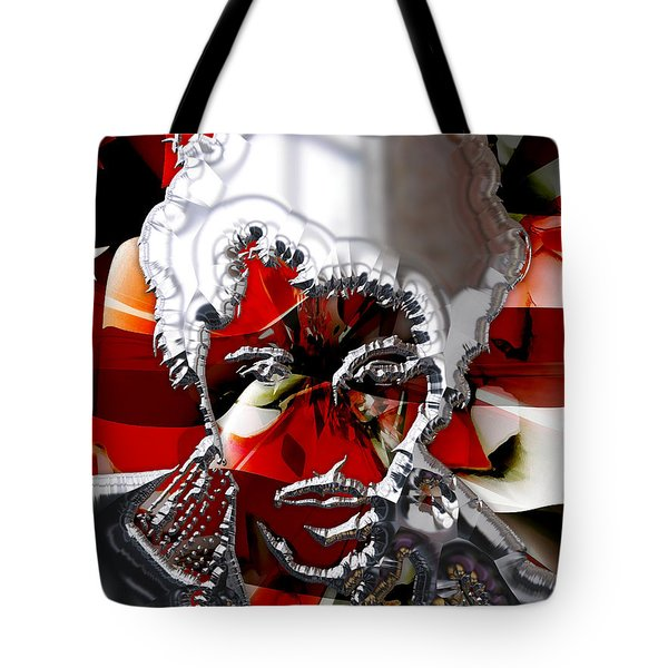 Bruce Springsteen Collection Tote Bag by Marvin Blaine