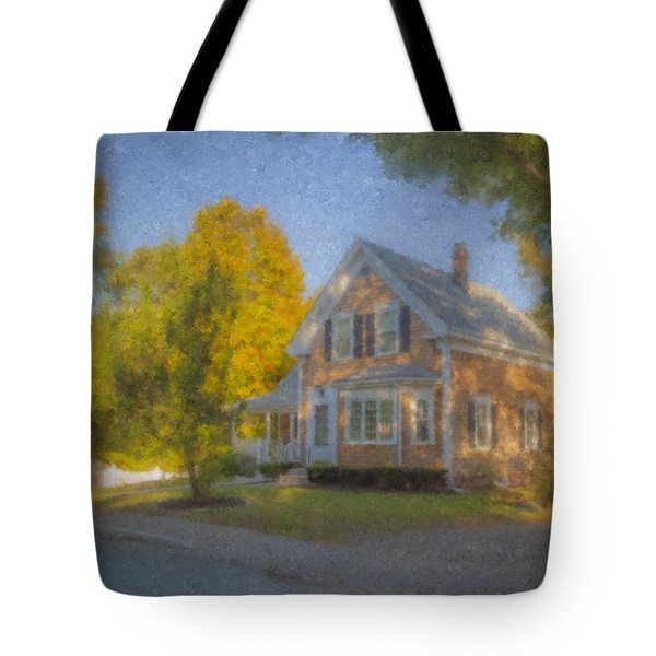 59 Williams Street Easton Ma Tote Bag