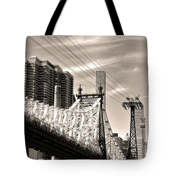 59th Street Bridge No. 4-1 Tote Bag