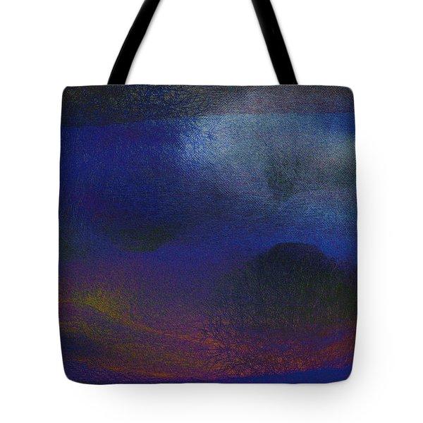 5ive Tote Bag by James Barnes