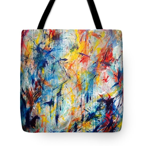 5th Chakra Meditation  Tote Bag