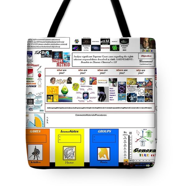 5th Dimensioneering Tote Bag