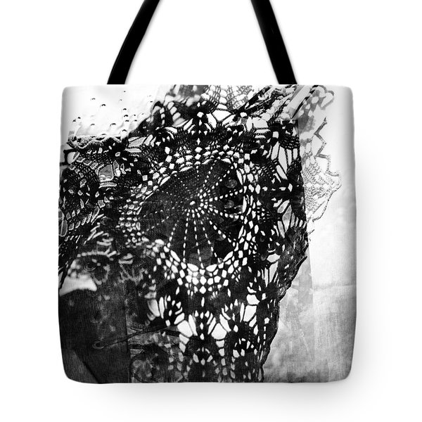 And Grandma Did The Cooking  Tote Bag by Danica Radman