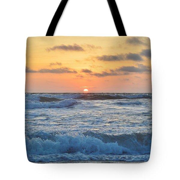6/26 Obx Sunrise Tote Bag