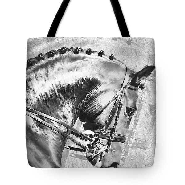 Be Equestrian Duet Tote Bag