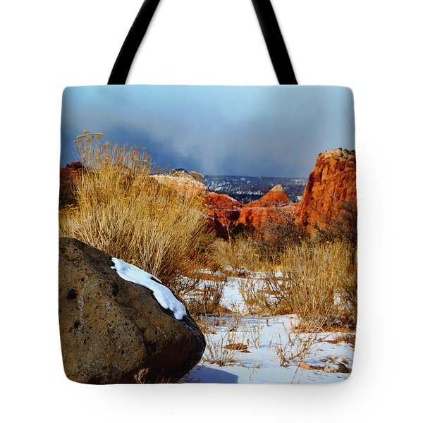 Captiol Reef National Park  Tote Bag