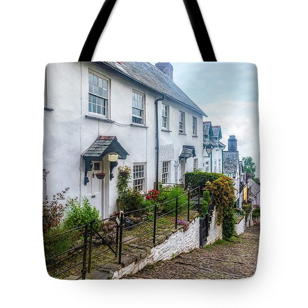 Clovelly - England Tote Bag