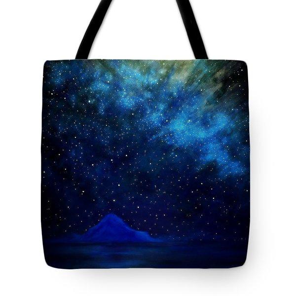 Cosmic Light Series Tote Bag