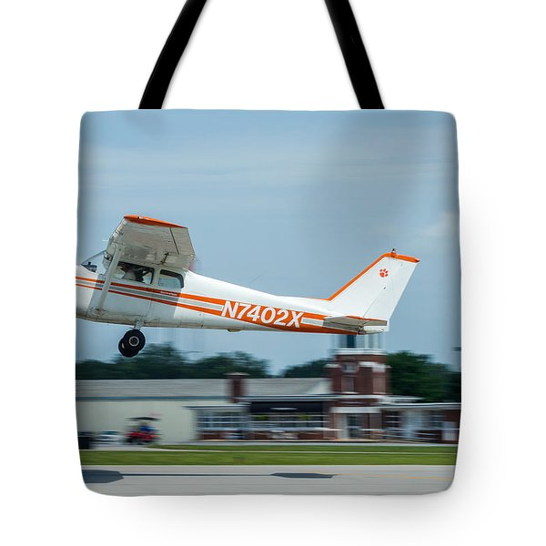 Cracker Fly-in Tote Bag