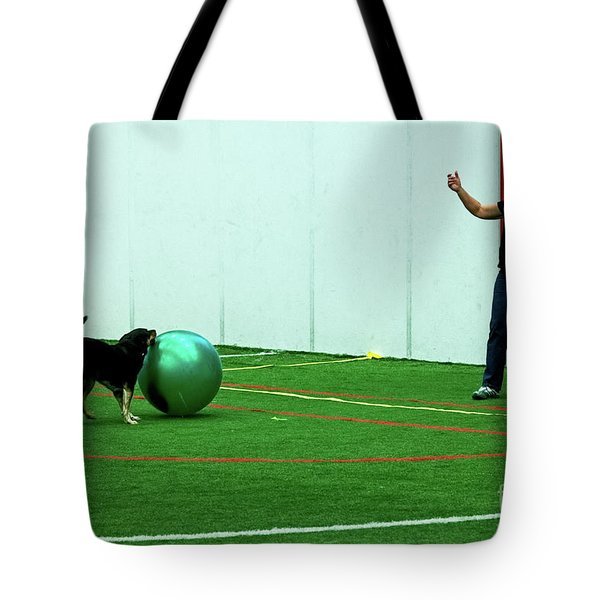 Tote Bag featuring the photograph Donna And Molly by Fred Stearns