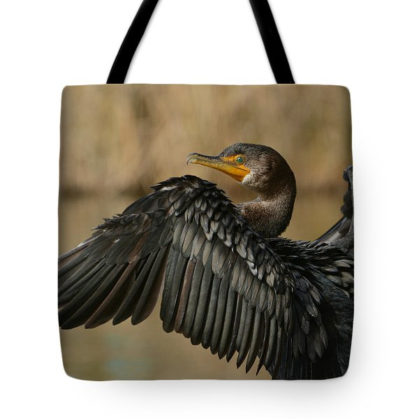 Tote Bag featuring the photograph Drying Out by Fraida Gutovich