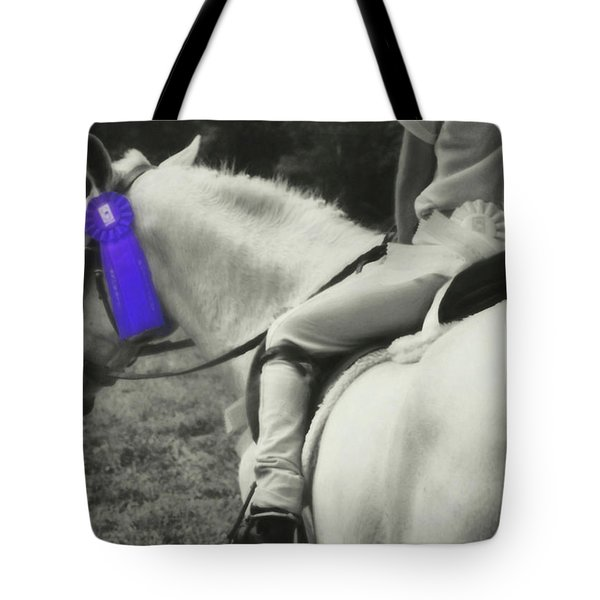 First Show Tote Bag
