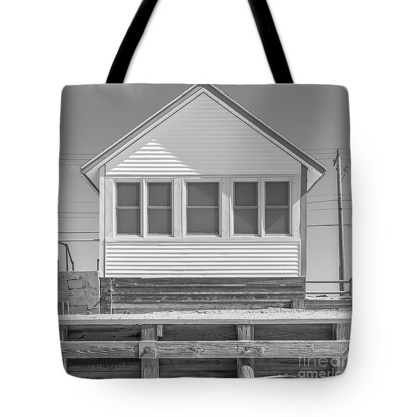 Tote Bag featuring the photograph 6 - Flower Cottages Series by Edward Fielding