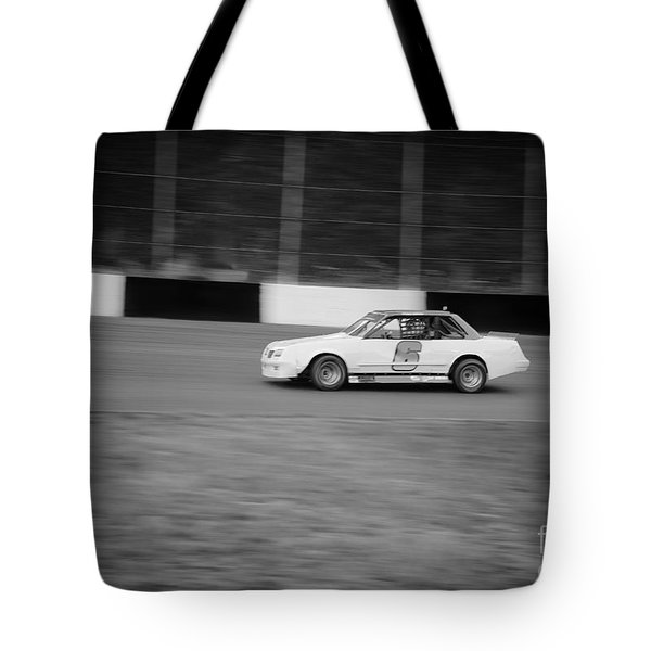 #6 Is Leading The Pack Tote Bag