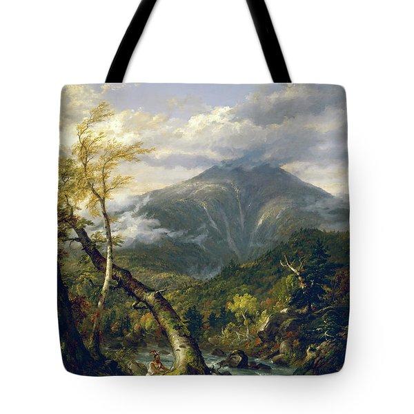 Indian Pass Tote Bag