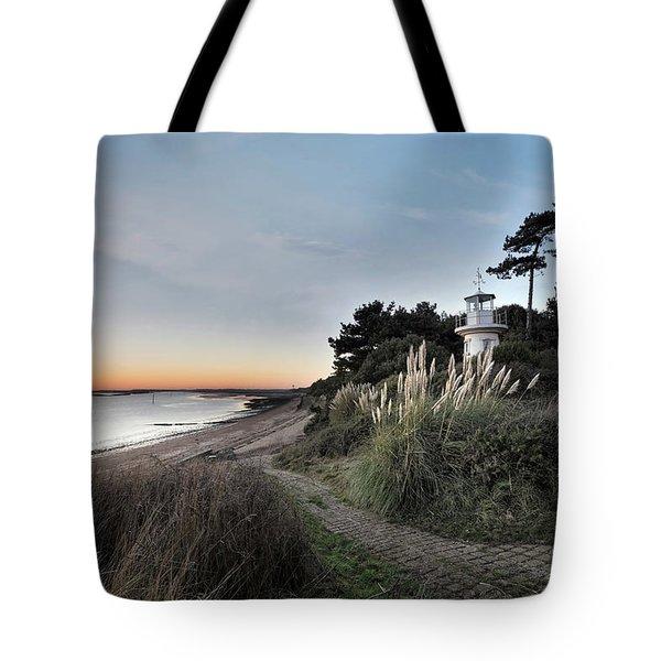 Lepe - England Tote Bag