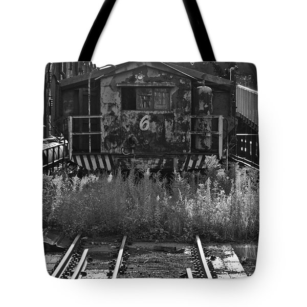 Tote Bag featuring the photograph 6 by Michael Dorn