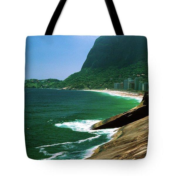 Rio De Janeiro Brazil Tote Bag
