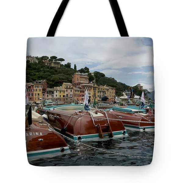 Riva Portofino Tote Bag