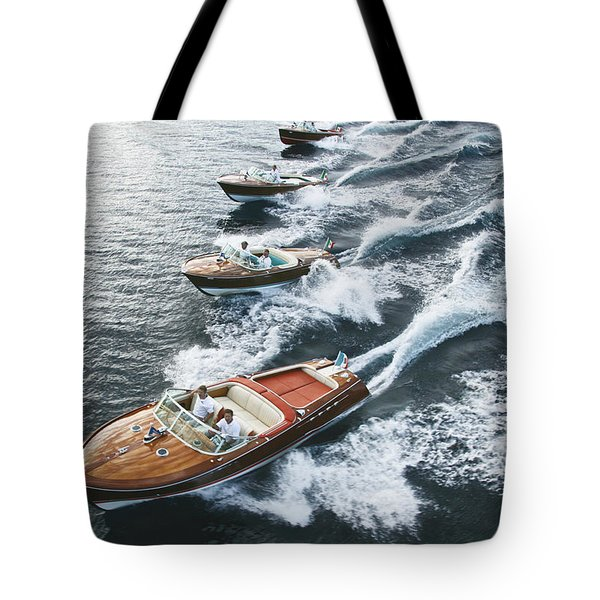 Riva Runabouts Tote Bag