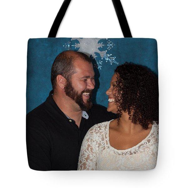 Smith Family Holiday Tote Bag