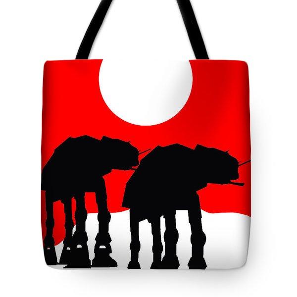 Star Wars At-at Collection Tote Bag