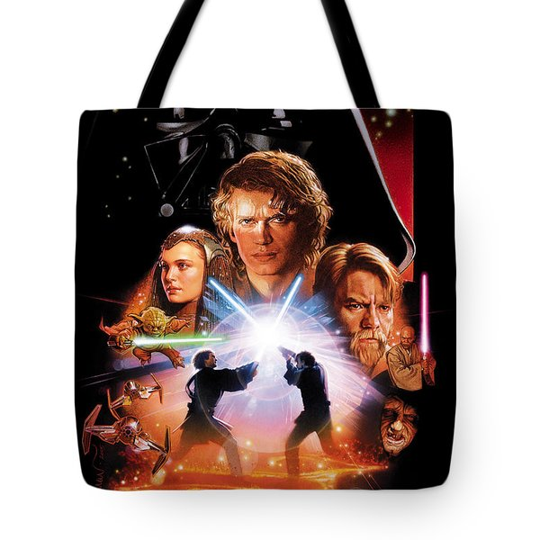 Star Wars Episode IIi - Revenge Of The Sith 2005 Tote Bag