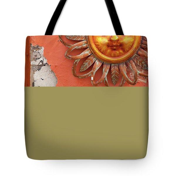 Textures Of Arizona Tote Bag