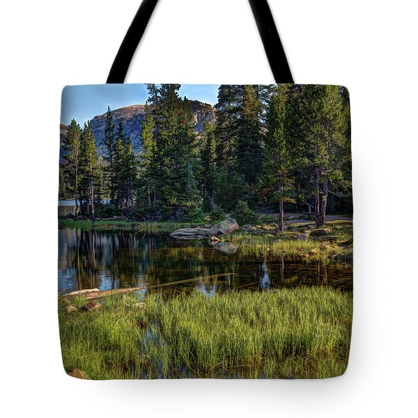 Uinta Mountains, Utah Tote Bag