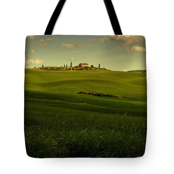 Val D'orcia Landscape Tote Bag