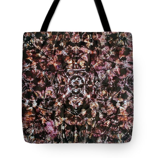 60-offspring While I Was On The Path To Perfection 60- Tote Bag