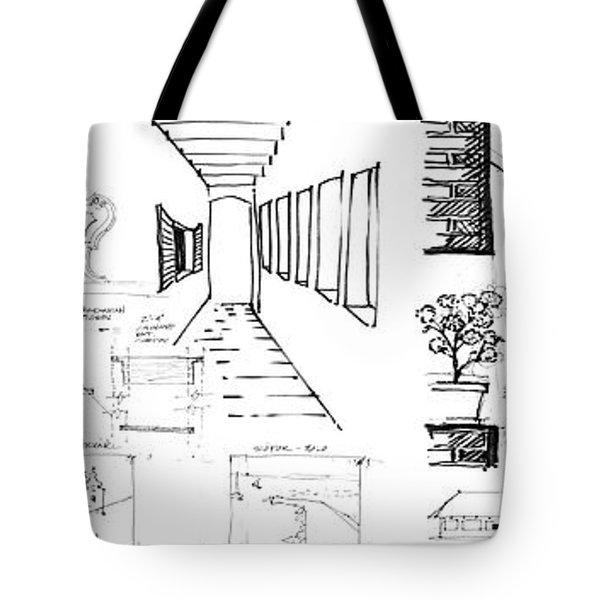 6.20.hungary-3-detail-b Tote Bag