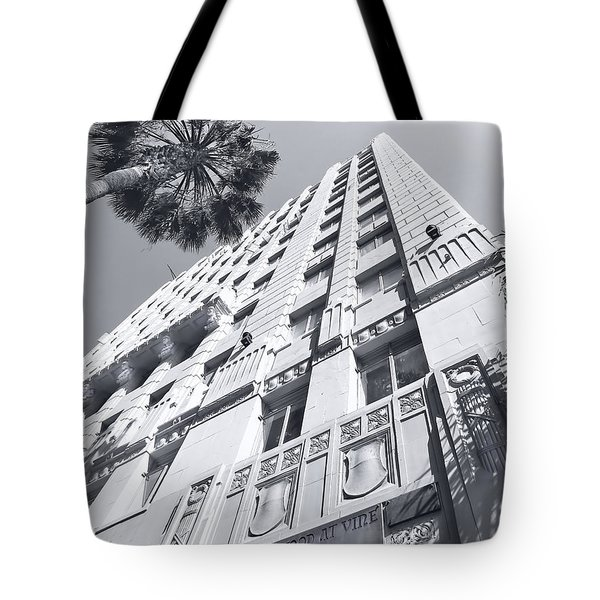 6253 Hollywood At Vine Tote Bag