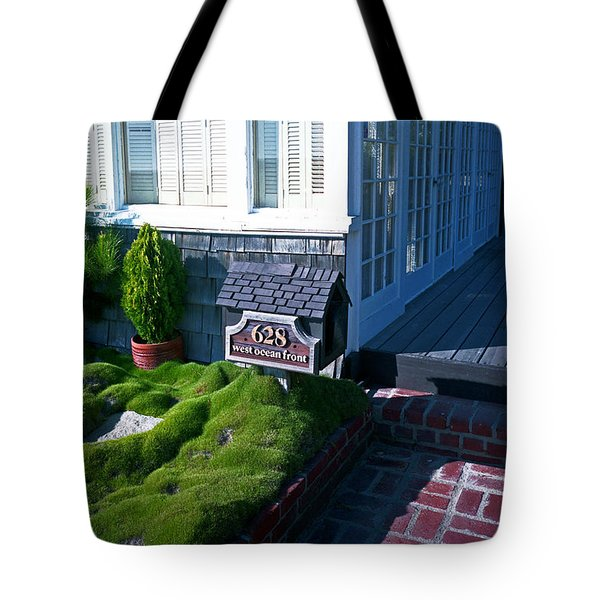 628 West Ocean Front Tote Bag