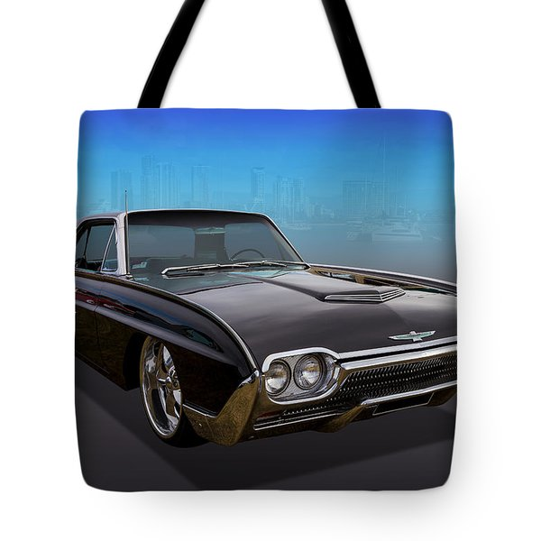 Tote Bag featuring the photograph 63 Bird by Keith Hawley