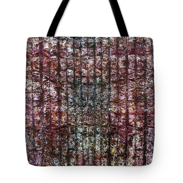 63-offspring While I Was On The Path To Perfection 63 Tote Bag