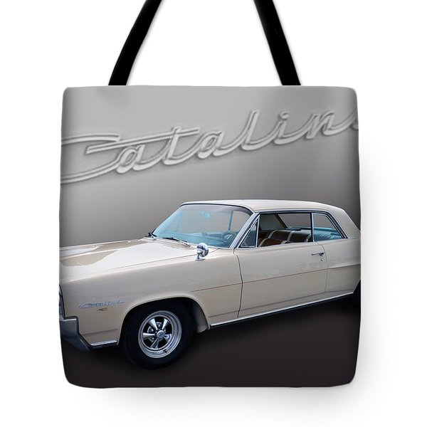 64 Catalina Tote Bag by Bill Dutting