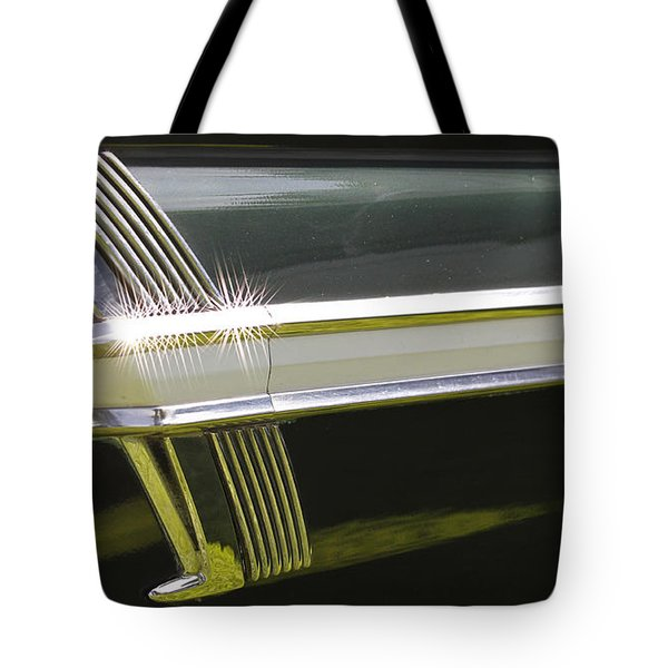 64 Ford Fairlane 500 Tote Bag